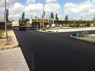 Sycons Kft. - Road construction, earthworks